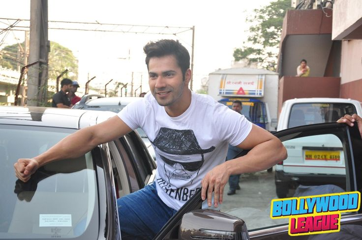 Varun Dhawan at the promotional event of Film 'Badlapur' at Getty Cinema #bollywood bollywood #bollywood #news #photography #fashion #latest #top #india #style #beauty