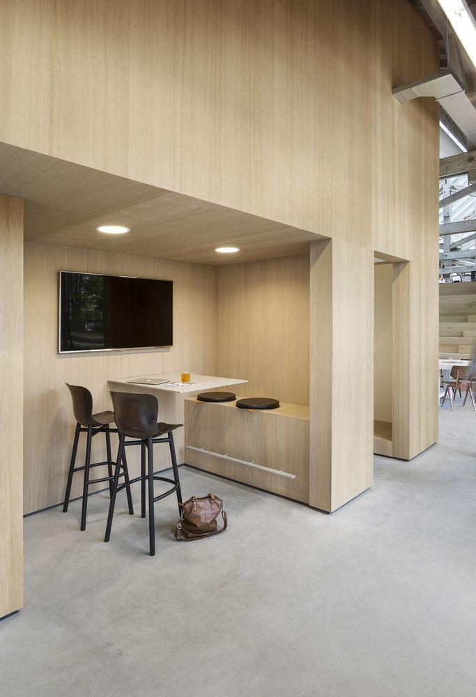 Gallery of Houtloods / Bedaux de Brouwer Architects - 12