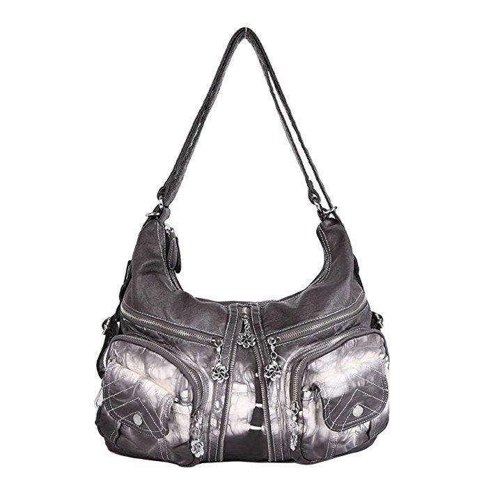 Leather Purses Shoulder Bags Backpack
