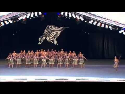 Te Whanau a Apanui Whakaeke 2013