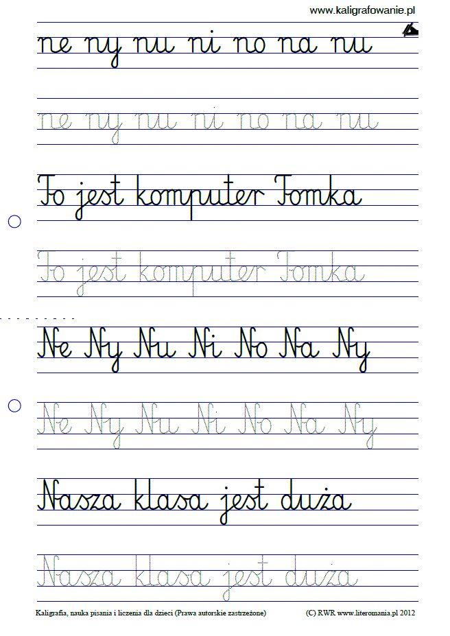Pisanie - zestaw 1 | Drupal