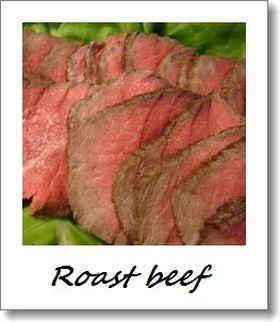 うちのローストビーフ(全手順写真付) http://cookpad.com/recipe/252414