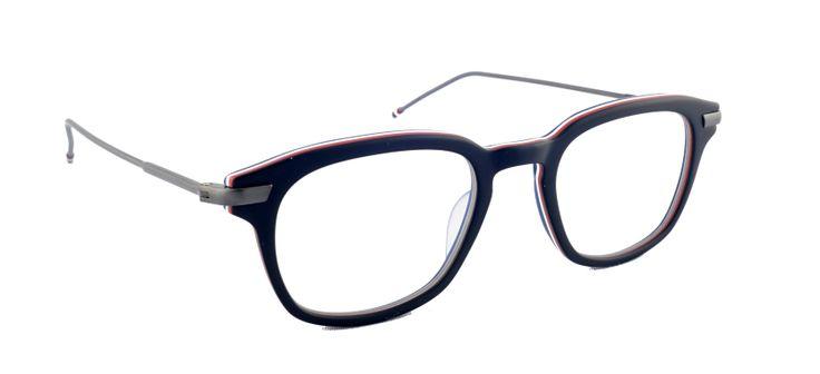 Thom Browne   #GetTheLook #Specs #Frames #Glasses #JosephsonOpticians #ThomBrowne