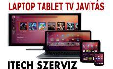Laptop szerviz 1 nap alatt, notebook javítás szervíz Budapest VII. kerület