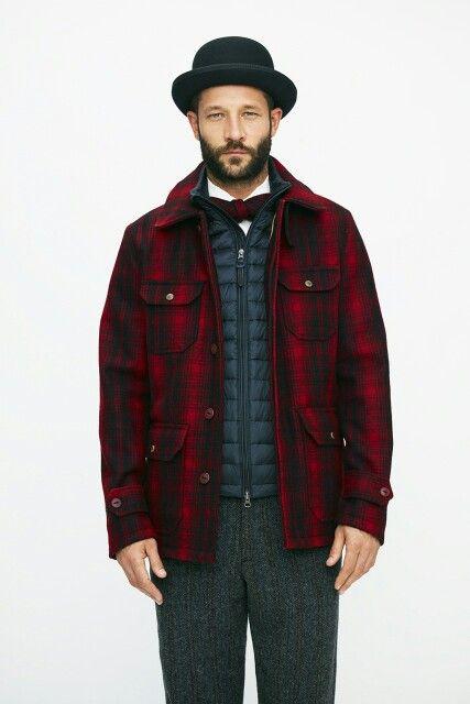 WOOLRICH Hunting Jacket & Sundance Vest