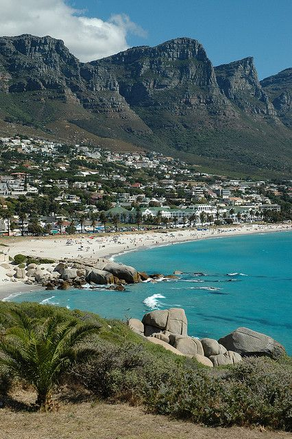 Cape Town, South Africa - one of my favorite places in the world.  If you can handle losing 18 hours during travel (from the US), it's a lovely place for a honeymoon.