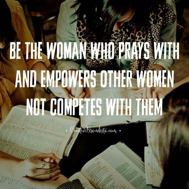 when women support and empower one another, incredible things happen // women of faith quotes