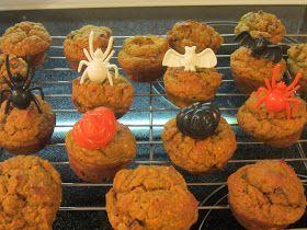 Maman se cuisine: Muffins à la citrouille santé