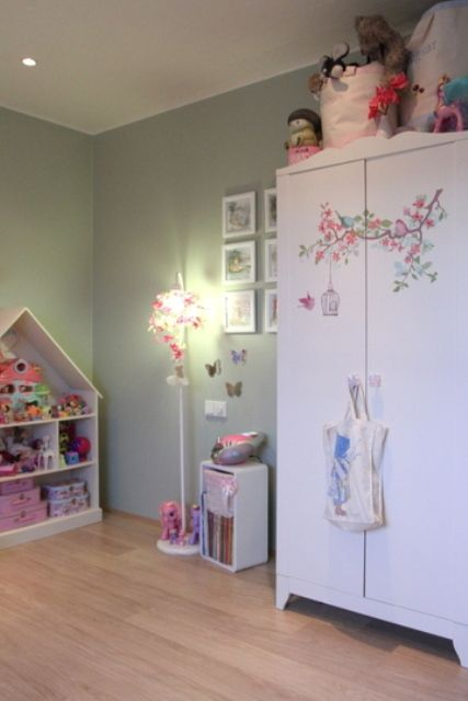 Sweet And Tender Room Interior For A 6 Year Old Girl   Kidsomania