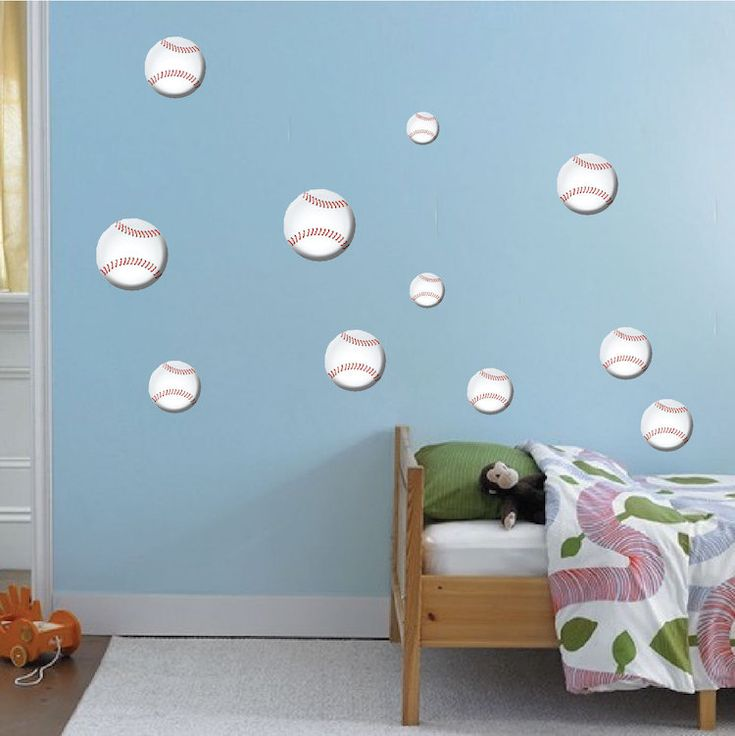 Baseball Wall Decals   Sports Wall Decal Murals   Primedecals