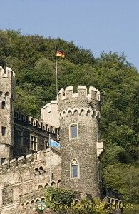 Discover the Castles along the Rhine on a Rhine River Cruise...I would be in heaven!