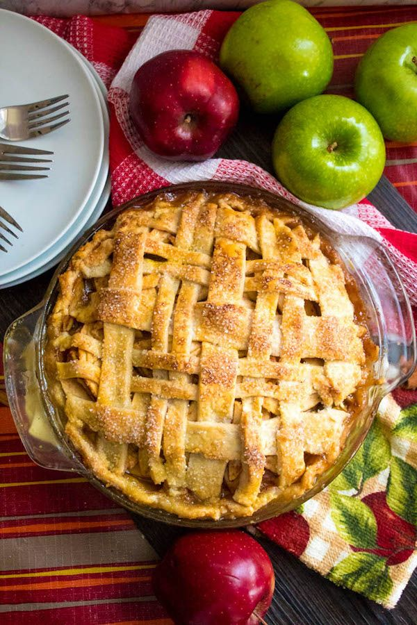 The Best Homemade Apple Pie Recipe Homemade Apple Pies Apple