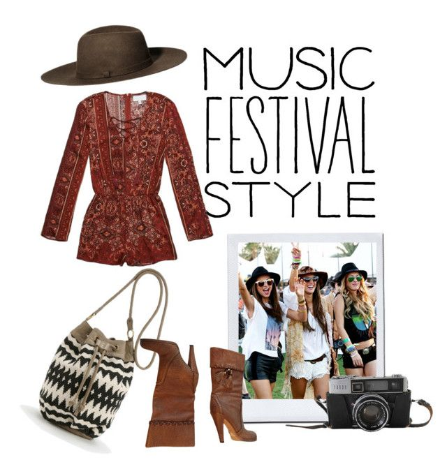 """FSTVL"" by egaemgyu on Polyvore featuring Gucci, PacSun and H&M"