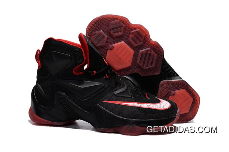 http://www.getadidas.com/nike-lebron-13-black-red-white-topdeals.html NIKE LEBRON 13 BLACK RED WHITE TOPDEALS Only $87.09 , Free Shipping!