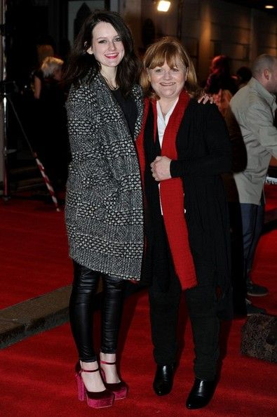 Sophie McShera and Lesley Nicol.