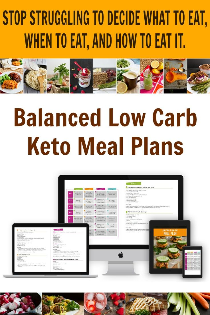 Low Carb Keto Meal Plans | The o'jays, Keto meal plan and Diet