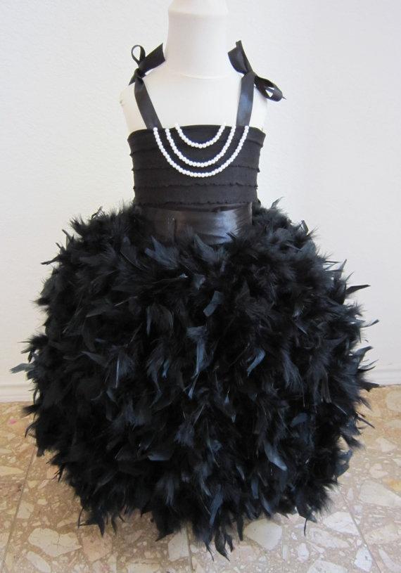 feather tutu dress audrey hepburn halloween costume maxine zerilli here is another dress. Black Bedroom Furniture Sets. Home Design Ideas
