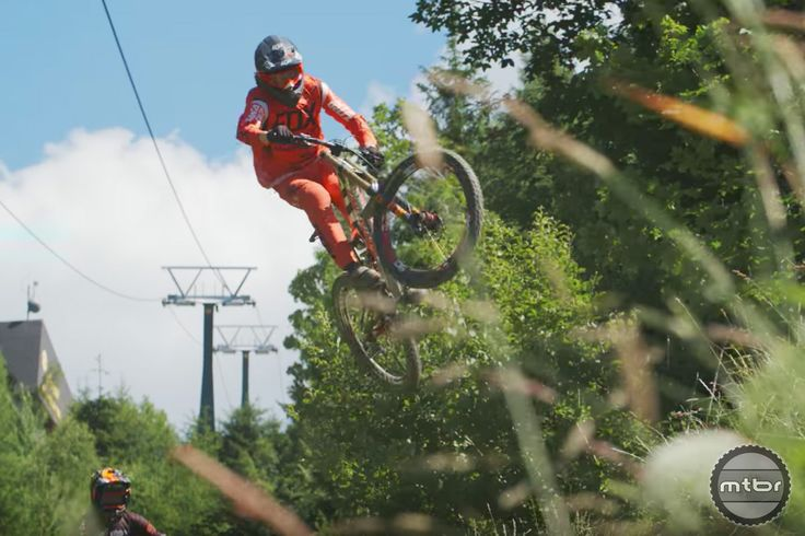 Watch incredible Deathgrip video segment for free - Mountain Bikes For Sale