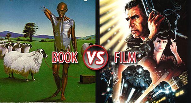 Book vs Film: 'Do Androids Dream of Electric Sheep?' vs 'Blade Runner'