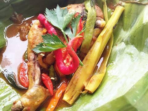 Resep Pepes Ayam Bumbu Praktis oleh Ferra rusli - Cookpad