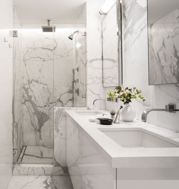 749 best marble bathrooms 2 images on Pinterest Marble