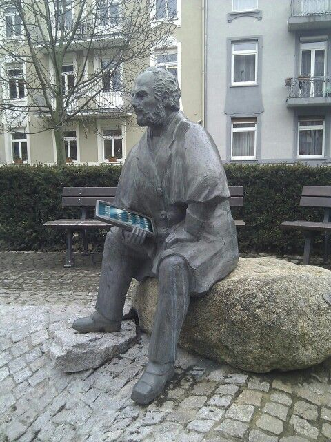 a man with ipad