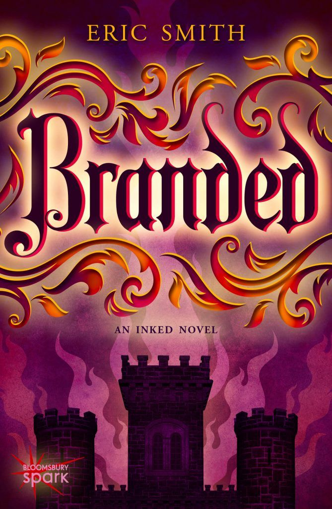 Cover Reveal: Branded by Eric Smith - On sale September 6, 2016! #CoverReveal