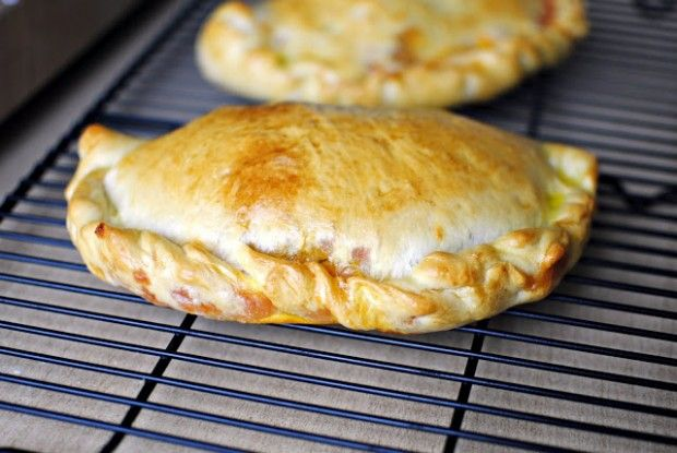 Loved this Calzone recipe. Should've doubled it because it was gobbled up. - Inger