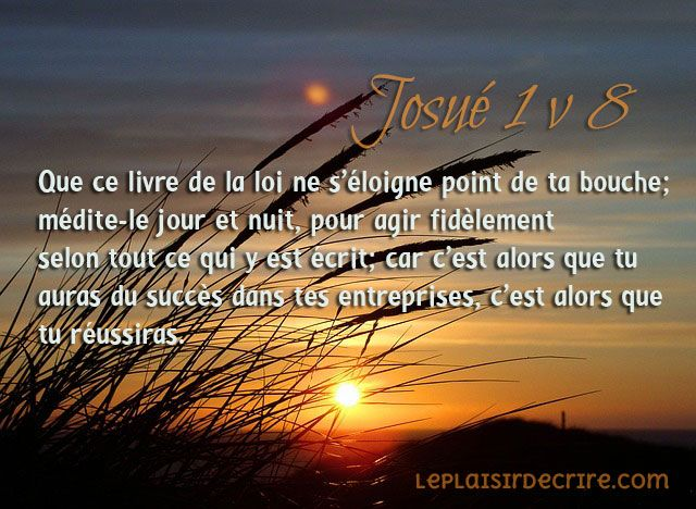 Citations bibliques