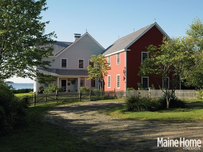 a spruce head maine artist composes her home. beautiful ideas. Home Design Ideas
