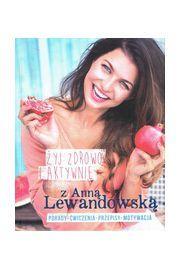 Fajowa książka, warto było się zapoznać - jednak Pani Ania daje radę! :) Srs: http://www.czarymary.pl/p_897156_zdrowo_aktywnie_anna_lewandowska_porady_cwiczenia_przepisy_motywacja