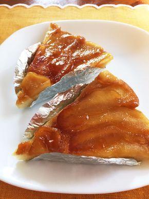 簡単!HM!フライパンりんごタルトタタン by まこさんど [クックパッド] 簡単おいしいみんなのレシピが217万品