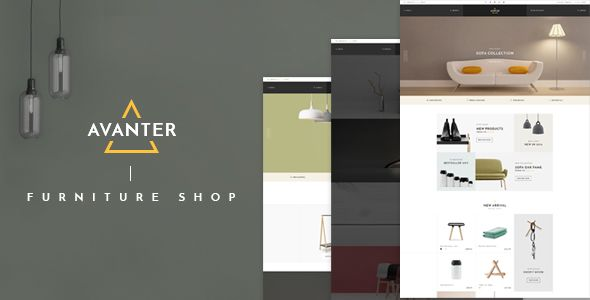 Avanter - WooCommerce Responsive WordPress Theme