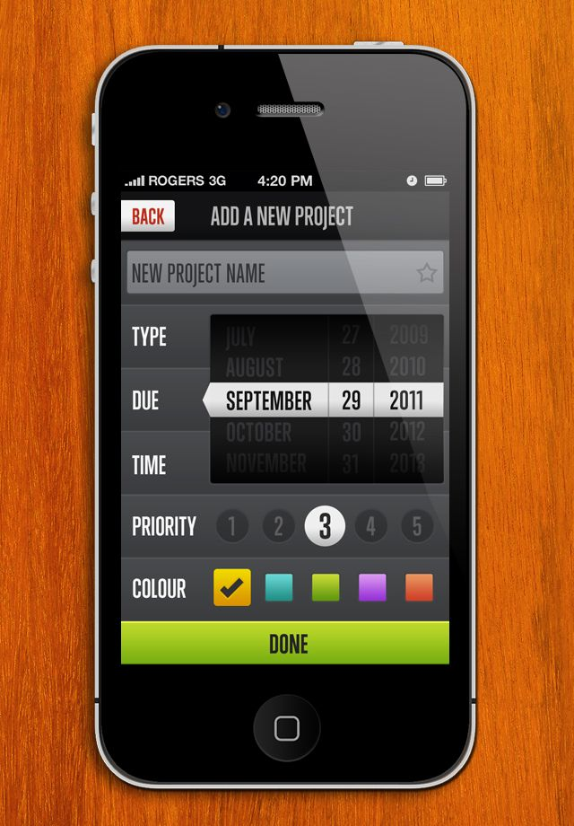 how to clean your iphone 58 best date picker images on user interface 17117