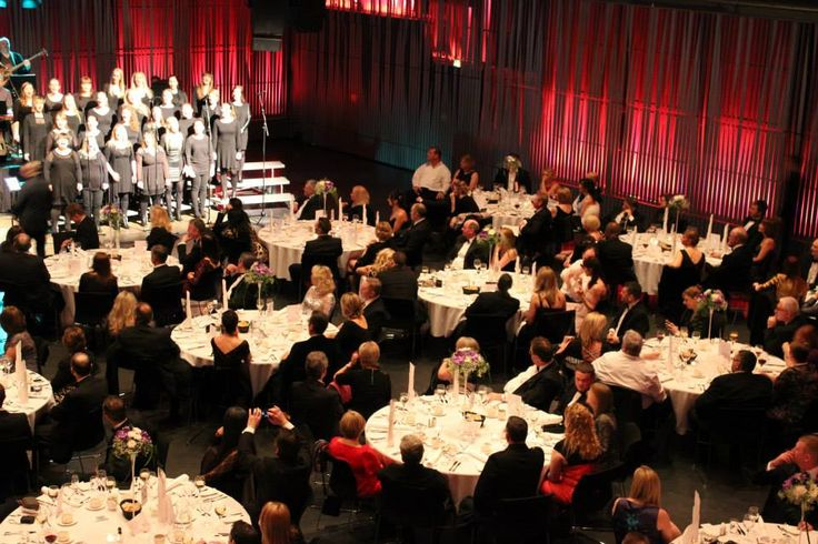 A glamorous black tie gala in the award winning Harpa concert venue was a fitting end with most still dancing the night away when the house lights went up.