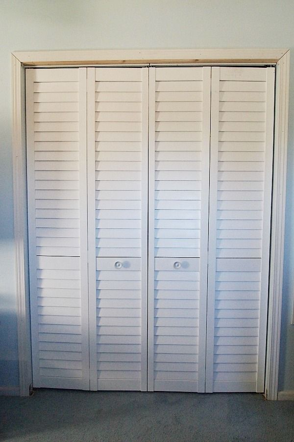 White-Louvered-Closet-Doors.jpg (600×900)