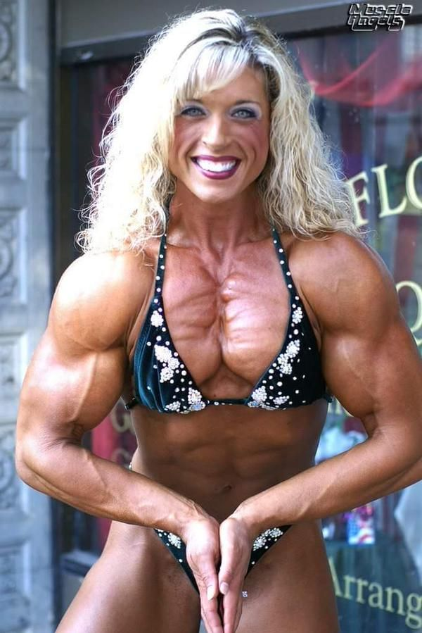 Heather Parsons  Muscle Girls  Muscle Girls, Muscle -2424