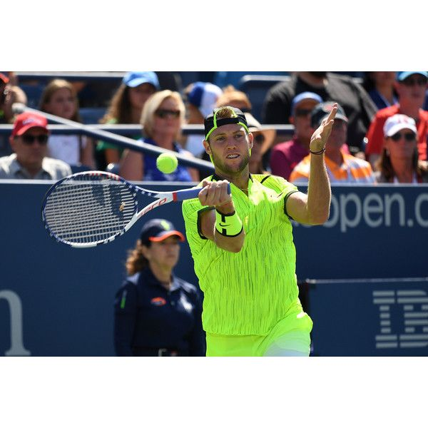 Jack Sock loses to Tsonga in Round of 16