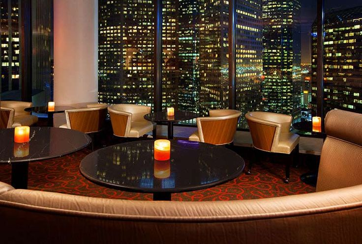 The Westin Bonaventure Hotel & Suites, Los Angeles - Bonaventure Lounge - CA 90071