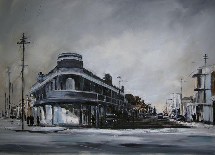 "Gavin Collins ""Salt River Circle Cape Town"""
