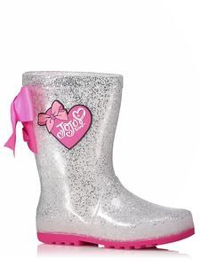 JoJo Siwa Clothes Online: Jojo Glitter Wellies With Bow – Novelty-Characters