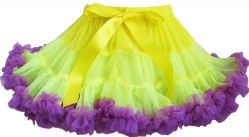 Girls Dress Yellow Tutu Dancing Purple Trim Pageant Party Kids Clothes Size 2-7 NWT  Price : $17.99 http://www.sunnystoreworld.com/Yellow-Dancing-Purple-Pageant-Clothes/dp/B00DKW0UJG