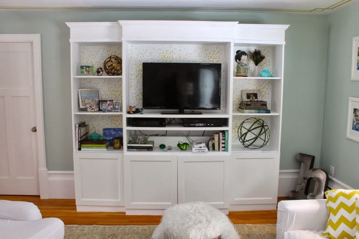 1000 ideas about ikea entertainment center on pinterest ikea built in bedroom built ins and. Black Bedroom Furniture Sets. Home Design Ideas