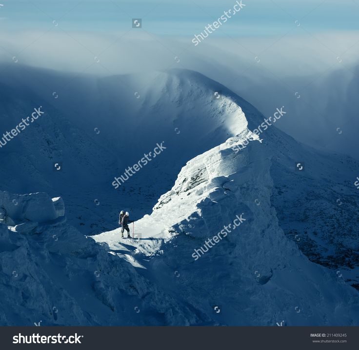 stock-photo-winter-landscape-sunny-day-in-the-mountains-tourist-standing-on-a-rock-211409245.jpg (1500×1462)