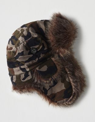 AEO Trapper Hat by American Eagle Outfitters  e13bfd76e99b