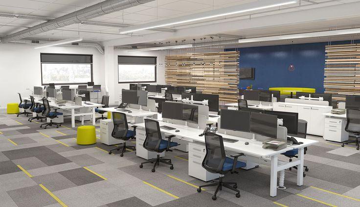 Agile Desk System