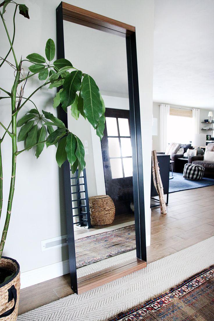 Foyer Leaning Mirror : Best leaning mirror ideas on pinterest floor