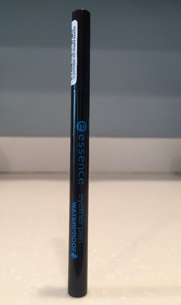 essence Eyeliner Pen Waterproof. Deep Black 01 Brand NEW! | eBay