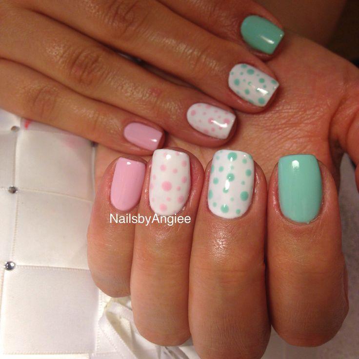 115 mejores imágenes de uñas en Pinterest | Uñas bonitas, Diseño de ...