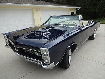 1967 Pontiac GTO for sale 100786440